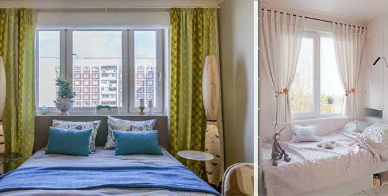 Пластиковое окно с монтажом для спальни в Рязани