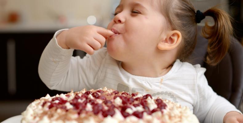 Дети и сладкое: расставим все точки над i
