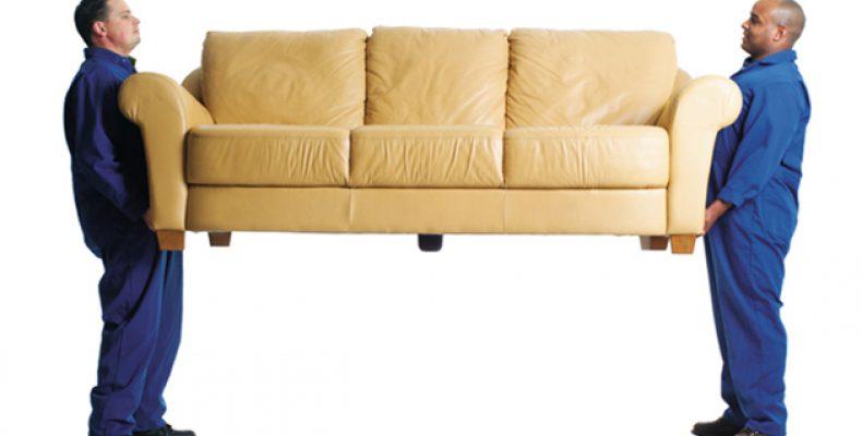 Перевезти диван и не только