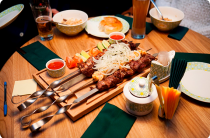 Вкусная еда на дому. Доставка с ресторана в Тюмени
