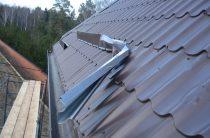 Конструкция и оборудования современной крыши