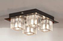 Какова конструкция моделей светильников?