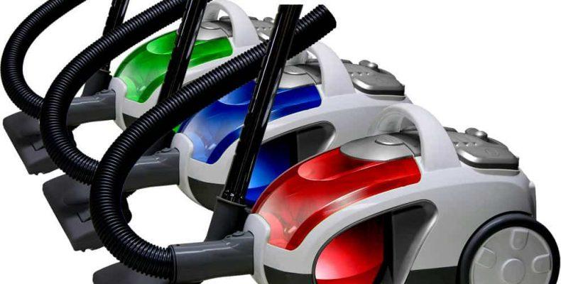 Техника для уборки и чистки. Пылесосы