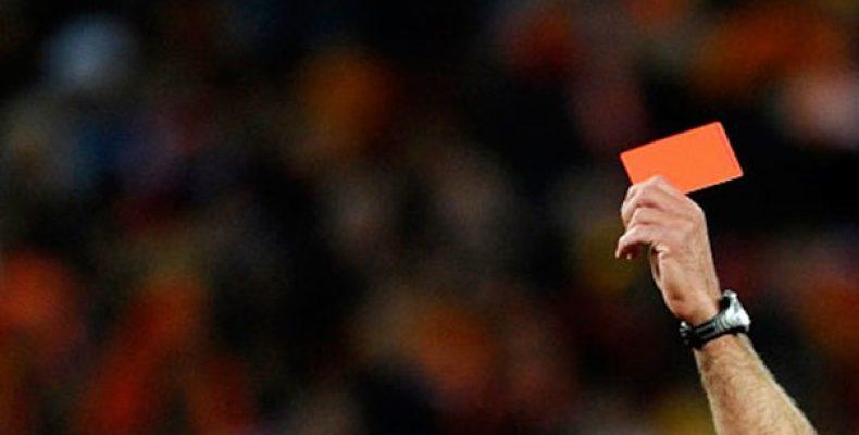 Детский матч в Англии был остановлен из-за драки