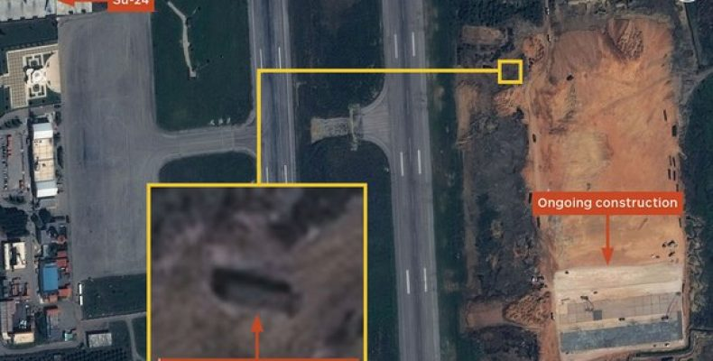 "В Сирии обнаружен ракетный комплекс ""Ярс"" Журнал ""Jane's"