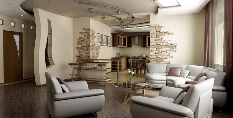 Ремонт квартиры-студии. Что для этого нужно?