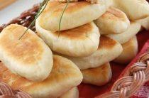 Постные пирожки с капустой Тесто: 220 мл тёплой