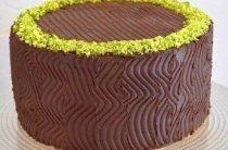 Медовый торт с кремом. Вам потребуется: – мед