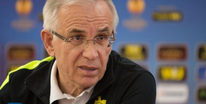 Тренер «Амкара» обвинил штаб сборной украины в разжигании