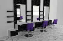 Производство мебели для салонов красоты – новый вид услуги российских компаний