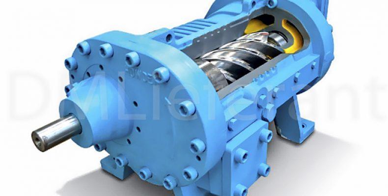 Винтовые компрессоры (электрический двигатель)