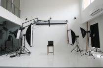 Особенности съемки в фотостудии