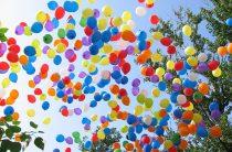 Доставка воздушных шаров в Санкт-Петербурге От 1500 бесплатно!