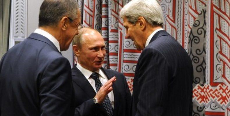 Керри обозначил условия для снятия санкций с РФ