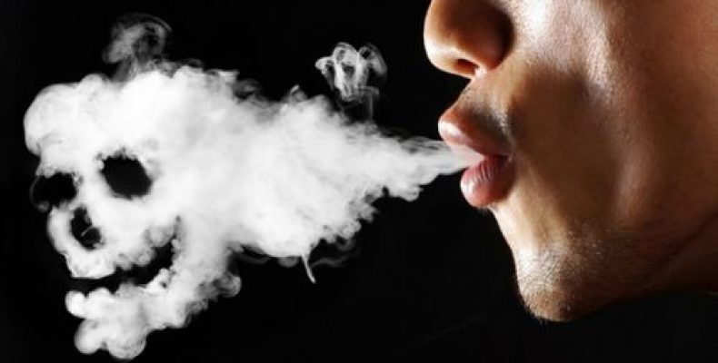 Курение – вредные вещества. Негативное влияние на сердце, сосуды, органы дыхания и пищеварения.