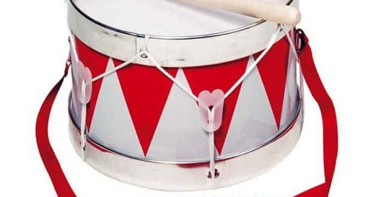 Еще есть мечта сыграть на барабане?