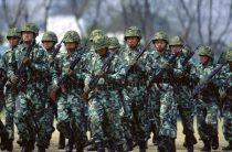 Япония развернула у спорных островов военный гарнизон Гарнизон