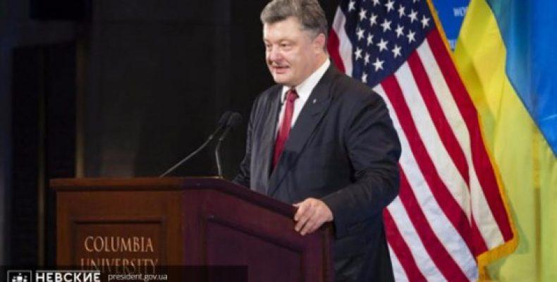 АЛЕКСАНДР ПЕРЕНДЖИЕВ: США ВЫСТАВИЛИ ПОРОШЕНКО ЖЕЛТУЮ КАРТОЧКУ Санкт-Петербург,