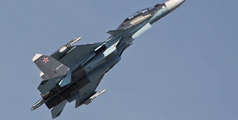 Летчики ЮВО совершенствуют навыки поражения воздушных целей и