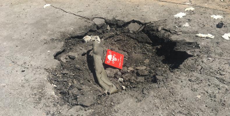 Минздрав Турции заявил, что у пострадавших во время атаки правительственных войск в Идлибе найдены следы зарина