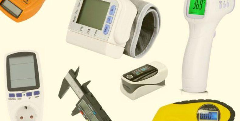 Измерительные приборы, замеры