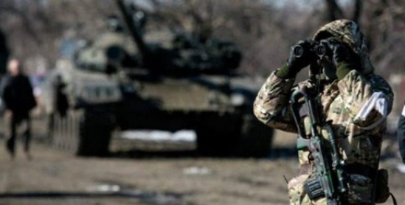 Украинские войска ведут обстрел ясиноватской трассы и Зайцево