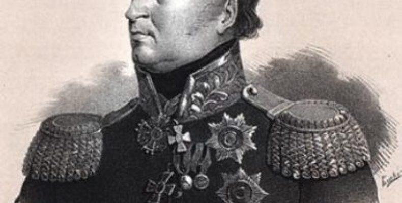 24 марта 1813 года. Русские войска отразили вылазку