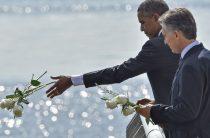 """Обама извинился перед аргентинцами за """"Грязную войну"""" После"""