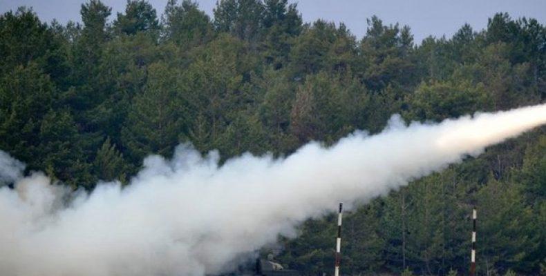 Украина испытала новую управляемую ракету для РСЗО В