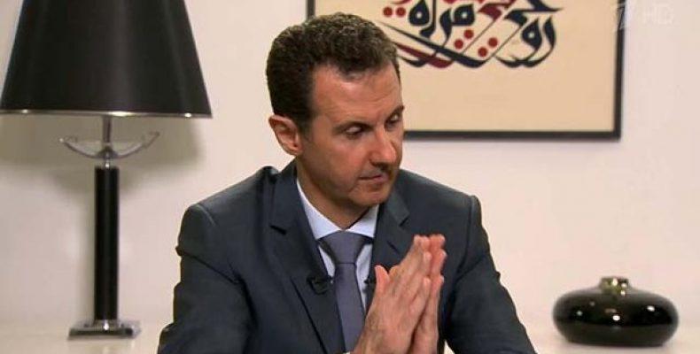 Россия и США договорились об отставке Асада Россия