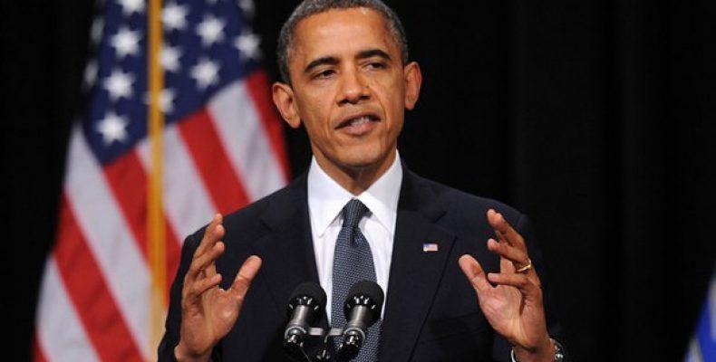 Обама сообщил о намерении продолжить диалог с Россией