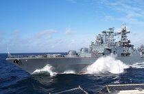 Корабли ТОФ впервые примут участие в многонациональном антитеррористическом