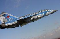 Модернизированный МиГ-31 будет на вооружении ВКС до 2028