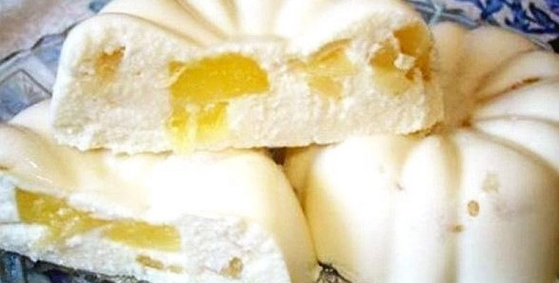 Бланманже творожное Нежный десерт, который нравится взрослым и