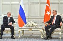 Карабах: между Россией и Турцией Напрасно надеяться, что