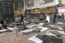 В Брюсселе произошел взрыв еще у одной станции