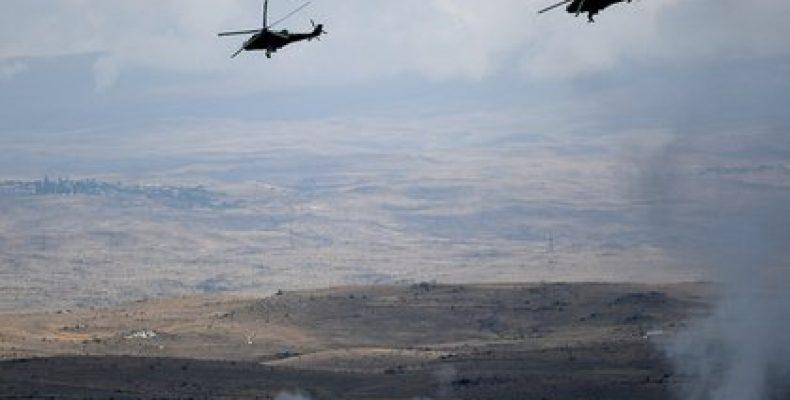Резко обострилась ситуация в зоне карабахского конфликта Резко