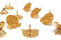 Значки из золота – изготовление в ювелирной мастерской
